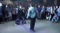 【国外曳步舞】2人夜店激情曳步舞