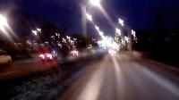 【货车】夜间行车记录 昆明两面寺收费站--水果批发市场
