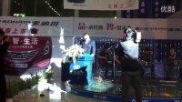 北京现代临沂翔宇店总经理王维勇先生在第八代索纳塔上市致欢迎词