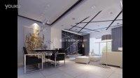 交换空间 中式设计中式家装风格中式设计施工案例 视频 樊