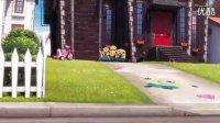 【神偷奶爸2】番外篇小黄人短片之《辅助轮》 高清
