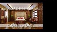 杭州中式风格 中式餐厅 推荐北京唐人中式设计