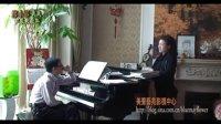 廖小宁咽音练声法暨声乐教学经典课程 美声唱法:生死相依我苦恋着你-女中音