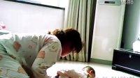 无良阿姨背着主人虐待宝宝