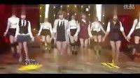 [杨晃]性感开腿舞加抖胸舞 韩国美女组合 最新热舞现场  高清[普