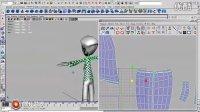 Maya教程_拆分模型UV02
