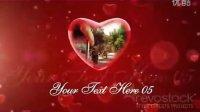 红心,心形,婚礼,浪漫,爱情,AE模板,婚礼视频模板,视频素材,视频模板,videohive模板