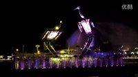 新加坡圣淘沙赌场里世界水准的娱乐节目《仙鹤芭蕾》