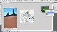 PS图像制作员教程3-6