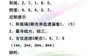 双彩网福彩3d开奖结果第082期点评
