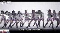 日本美少女劲爆练舞