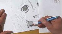 【GODEES】《食梦者玛丽》110分钟画出橘勇魚
