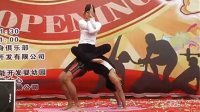 姜堰市尊爵国际瑜伽健身俱乐部开业表演