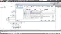 AutoCAD Mechanical 如何创建明细表和引出序号