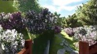 别墅庭院设计3D动画表现技法(三)