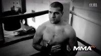 Juju Salimeni e UFC Shogun Rua em ensaio para MMA TV