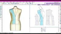 广州雅迅服装三维CAD-----三维创样