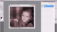 修复照片中的划痕-PS cs5