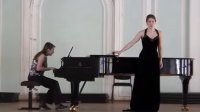 第十四届柴可夫斯基大赛声乐女声第三名Elena Guseva (俄罗斯)获得最受观众欢迎大奖