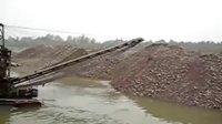 挖沙船 挖砂设备 采砂船 采砂机械工作现场科大矿砂机械15053659111 (5播放)