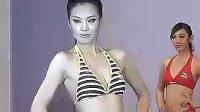 透明时尚内衣秀-透明装