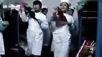 美女护士女宿舍自拍胸罩内衣舞蹈