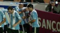 阿根廷队2014巴西世界杯预选赛进球全纪录