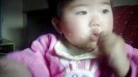 宝宝474天 一岁三个月 吃米饭 看今日说法 提客同城网 tiook.com