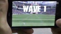 天语W700体验Tegra2游戏《橄榄球THD版》