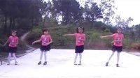 里湖紫丁香广场舞 —活泼可爱兔子舞(11)