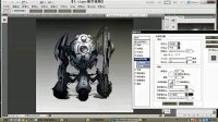 【XRCG学院】课堂实录--原画概念设计快速出效果方法