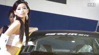 2011武汉华中车展上大胸美女走秀个个身材棒惨了