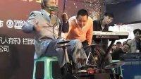 2011中国达人秀重庆站——盲人老翁超强自制乐器【震撼】