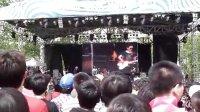 2011草莓音乐节—黑撒—陕西美食