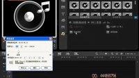 会声会影视频教程全集--改变音频的回放速度.vob