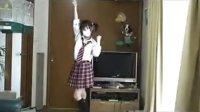 日本美女跳舞