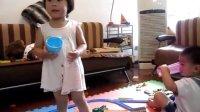 110701豆豆的好朋友李欣表演《我的好妈妈》
