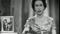 【绝版】实拍女王1957年圣诞演讲