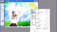 PS CS3制作浪漫图像效果---放飞蝴蝶