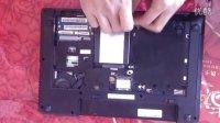 笔记本加装固态硬盘、内存教程