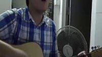 吉他弹唱《falling slowly》【阿智音乐视频】(74)