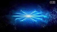 X185光线粒子空间AE模版