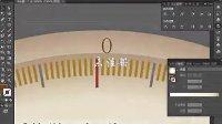 AI视频教程_AI教程_AI实例教程_UI设计_指南针制作