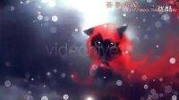 影视后期素材资源视频-20组高清粒子闪光转场视频 标清