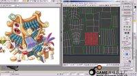 游戏兵工厂TECH课堂_3D卡通游戏场景制作-UV导出