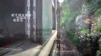 7102次  南京南到南京西 绿皮火车 南京的短途旅行