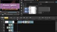 1﹑Corel VideoStudio Pro X6 为大家演示会声会影乱拼乱凑技巧!
