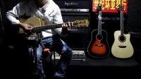 视频: KRAMER 克莱默 K420C 民谣吉他 gibson 代理商 世纪环亚琴行