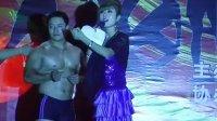 姜堰市尊爵国际瑜伽健身俱乐部达人秀活动晚会现场(3)