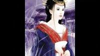 中国古代美女着传统服饰(汉服)